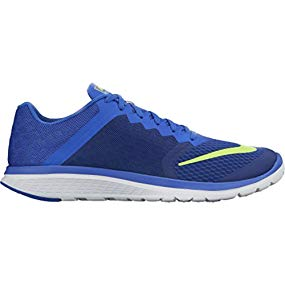 NIKE MENS FS LITE RUN 3 SHOES (Deep Royal, 7.5)