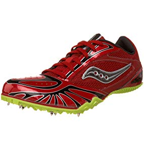 Saucony Men's Crescent Spike 2 Running Shoe